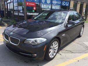 2012 BMW 5 Series 528i xDrive*CARAMEL INTERIOR*AWD*TOIT OUVRANT*