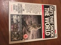 Days That Shook The World - DVD boxed set