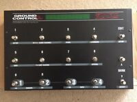 Voodoo Lab Ground Control Pro - MIDI Foot Controller