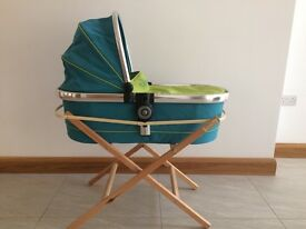I candy peach carrycot sweetpea