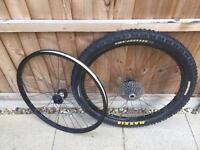 "Nukeproof generater downhill mtb wheel set 26"""