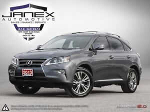 2013 Lexus RX 350 ACCIDENT FREE | HEATED LEATHER MEMORY SEATS...
