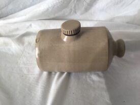Pearsons stone water bottle.