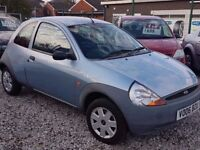 06 REG FORD KA 1.3 MINT CONDITION LOW MILES 77K PX - WELCOME