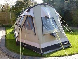 Outwell Trout Lake 4 Polycotton tent