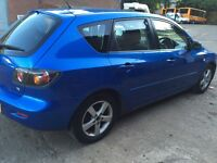 AUTOMATIC MAZDA 3 1.6 5DR PETROL MOT TILL FULL YEAR MOT EXCELLENT CONDITION