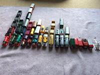 Thomas Tomy train set