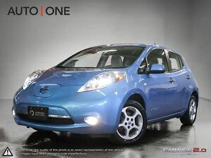 2012 Nissan LEAF SL| QUICK CHARGE | NAVI | CAMERA