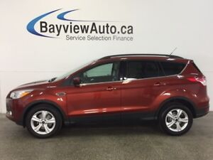 2015 Ford ESCAPE SE- 4WD|KEYPAD|ECOBOOST|HTD SEATS|REV CAM|SYNC!