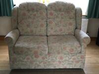 HSL settee and chair