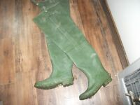 fishing wader boots size 8