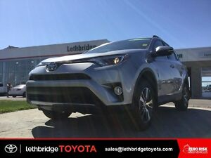 Toyota Certified 2017 Toyota RAV4 XLE - TOYOTA SAFETY SENSE!