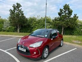 image for CITROEN DS3 1.6 HDI D STYLE SERVICE HISTORY NEW MOT