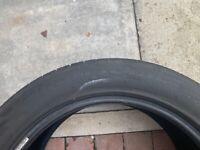 Part worn tyres 235x50x18