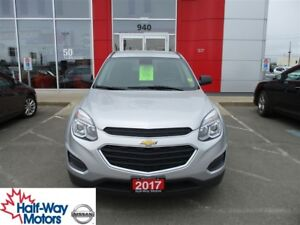 2017 Chevrolet Equinox LS |  $151 bi-weekly! | Get $750 cash bac
