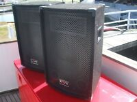 Live L12 2-way Passive Speakers (2) 150W RMS/8 Ohms