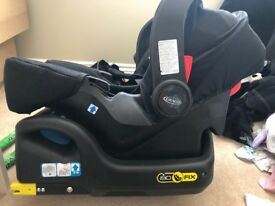 Pushchair travel system - Graco Evo X