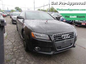 2011 Audi A5 2.0T Premium Plus * NAV * LEATHER * ROOF * CAM