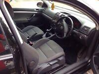 VW golf 1.9 tdi 55 plate quick sale