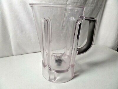 KitchenAid Blender Replacement Jar 9708898, 56 oz 7 Cup Plastic Pitcher, G