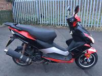 125cc scooter lightspeed 2