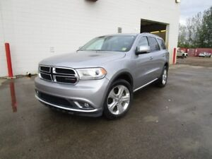 2014 Dodge Durango Limited Taylor Certified One Owner, Local...