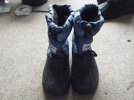 Boys Snow Boots size 2.5