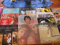 MIXED JOB LOT 1970'S & 1980'S LP'S X 18