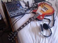 Gibson Les Paul Standard Cherry Sunburst