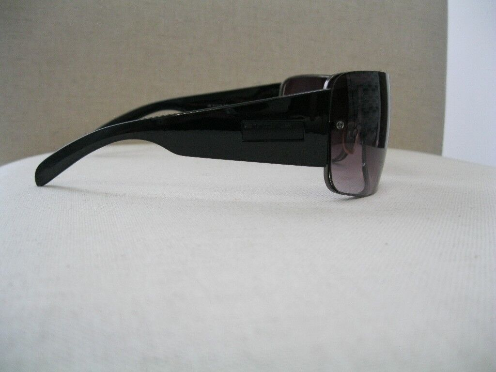 4e56c49b63 Stone by BLOC Ladies Sunglasses Brown Lens Black Arms