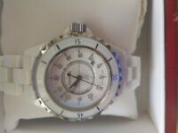 Channel j12 ladies watch