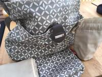 Storksak John Lewis Designer Baby Change Bag