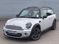 2010 MINI COOPER SOHO CLUBMAN, 1.6 DIESEL ENGINE, AMAZING SPEC WITH GREAT HISTORY