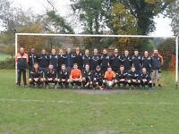 Football Coach or Assistant wanted to help run our reserve and or 1st team in the Dorset leagues.
