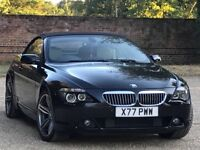 BMW 6 SERIES!! CONVERTIBLE 645CI BARGAIN
