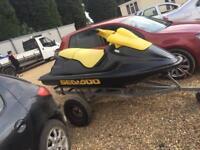 Seadoo spx 800 jetski / boat / jet ski