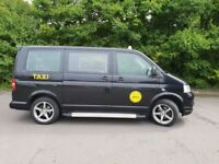 VW 2008 Transporter T5 8 seater TAXI