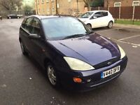 FORD FOCUS 1.4, MANUAL, 110k WARRANTED MILEAGE