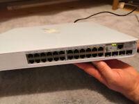 3COM 3CRUS2475 Unified Gigabit Wireless PoE Switch 24 Ports