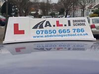 A.L.I Driving School | Driving Instructor Training Lessons Part 1 ,Part 2 , Part 3