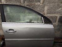 FRONT DRIVER SIDE DOOR (Vauxhall Vectra C)