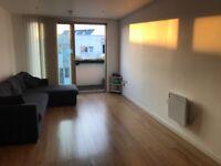 1 Bed flat 2mins Barking station furnished/unfurnished concierge 7th flr balcony views Canary Wharf