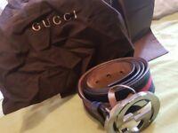 Original Gucci Belt