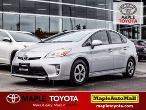 2015 Toyota Prius 1 OWNER - TOYOTA CERTIFIED