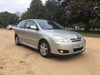 TOYOTA COROLLA 1.6 COLOR COLLECTION *** ONLY 90000 MILES +12 MONTHS MOT ***