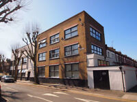 Unfurnished three bedroom warehouse conversion in E11