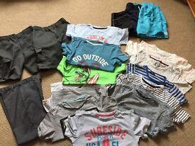 Boys Clothes Bundle age 7-8 yrs