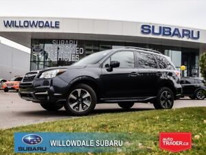 2017 Subaru Forester 2.5i Limited, Nav, Leather