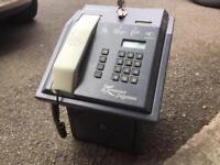 Premier Pegasus Pay Phone Retro Armoured