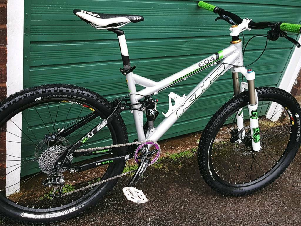 Khs Xc604 Specialized Trail Bike Full Sus In Sidmouth